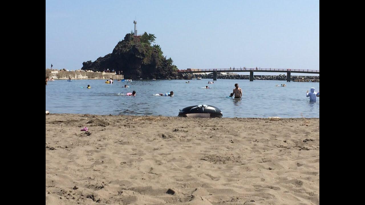 糸魚川 海水 浴場