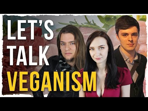 Lets Talk Veganism: with Alex OConnor & Rachel Oates