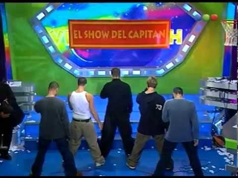 5ive(five)-If Ya Gettin Down (tv show Videomatch 1999)