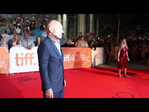 The Martian: Patrick Stewart TIFF 2015 Movie Premiere Gala Arrival from YouTube · Duration:  53 seconds