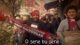 Şampiyon Kırıkkalespor. O sene bu sene