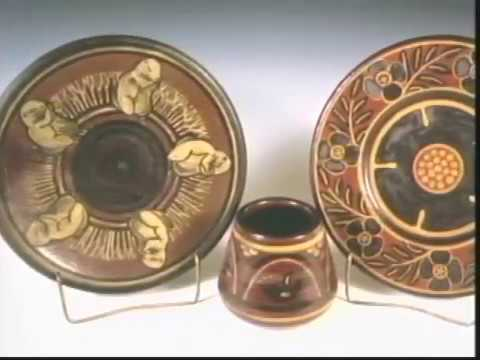 History of UND Pottery-The Cable Years