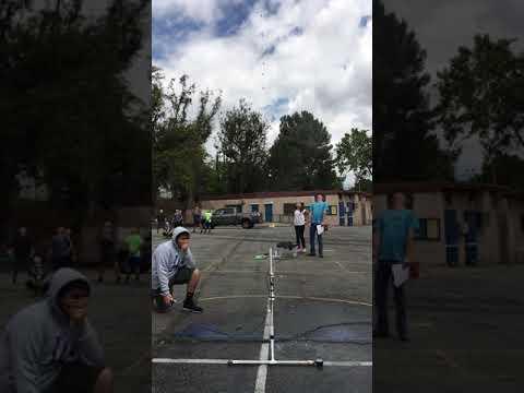 Allesandro Elementary School 2018 Rocketeers - (Portrait) Team 7