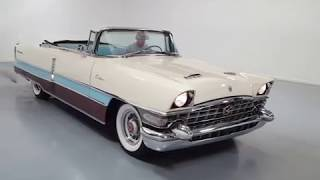 1956 Packard Caribbean Convertible For Sale