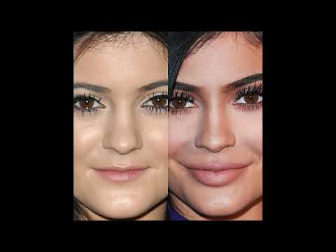 Kardashians before and after |part1