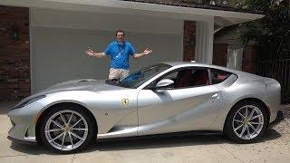 Вот почему Ferrari 812 Superfast стоит $400 000
