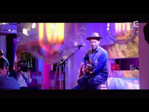 """Christophe Maé, en Live avec """"Il est où le bonheur"""" - C à vous - 16/05/2016"""