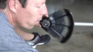 How Install Echo Blade Echo Srm Trimmer