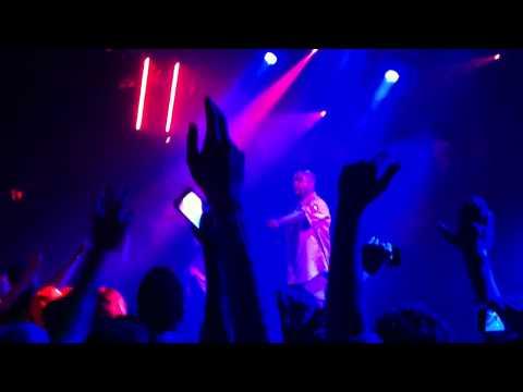 Tech N9ne - Like Yeah, live @ Kofmehl Solothurn, 26.11.2012 Part 1