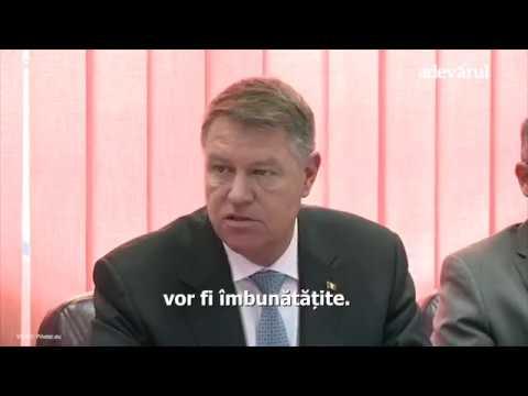 Mesajul lui Klaus Iohannis pentru coaliția PSD-ALDE