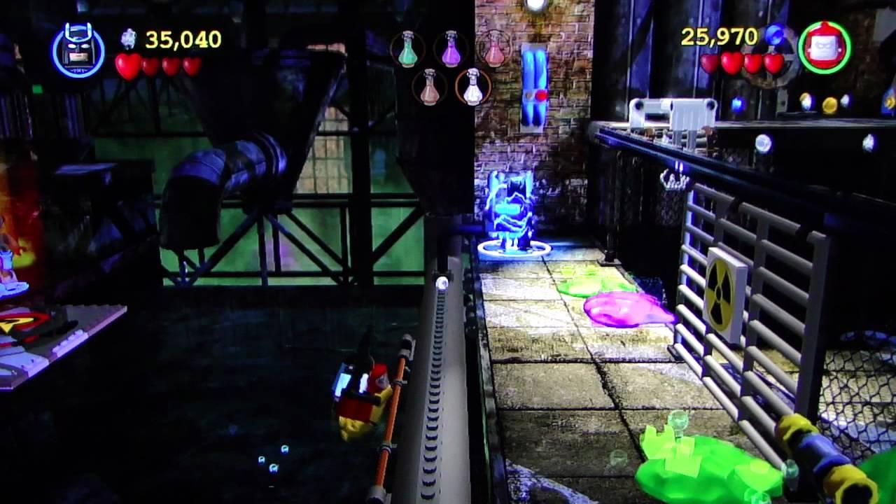 Lego Batman 2 Co-op playthrough pt17 - YouTube