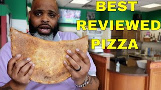 Eating At The BEST Reviewed Pizza Restaurant In My State
