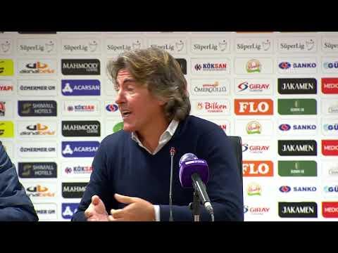 Kendi kalesine attı, takımdan ayrıldı! Ricardo Sa Pinto açıkladı! | Gaziantep - Hatayspor : 1-1