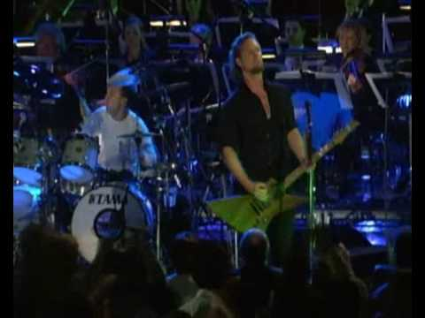 Wherever I May Roam - Metallica & San Francisco Symphonic Orchestra