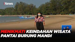 Keindahan Wisata Pantai Burung Mandi Di Kepulauan Bangka Belitung Inews Siang 21 06 Youtube