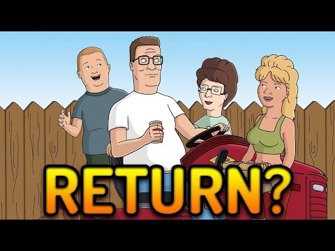 King of the Hill Might Be REVIVED On Fox?