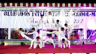 Bluemoon International School, Makan  Pyramid performance