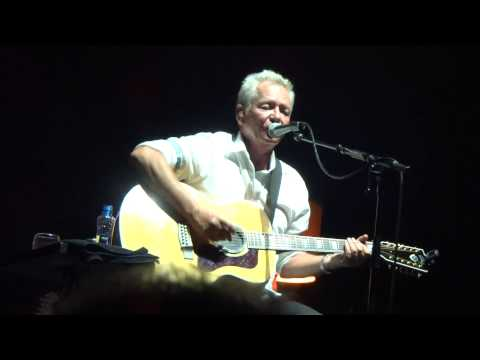 IVA DAVIES ICEHOUSE Acoustic Solo Live At Enmore Theatre 08-02-15