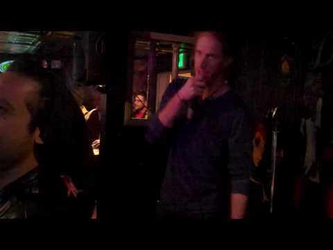 alex @ dino's karaoke - outkast!.MP4