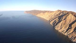 GoPro HD: Flight-Catalina Island Flight tour and airport landing