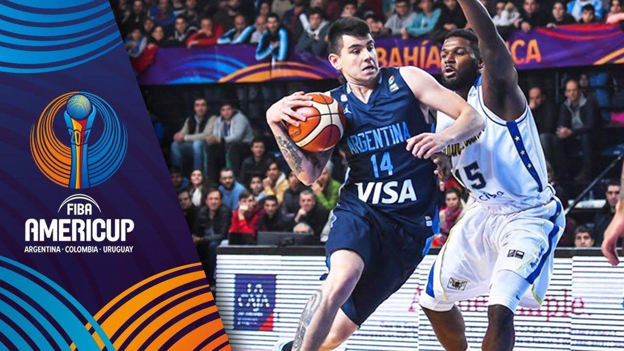Gabriel Deck's highlights from Group B - Argentina
