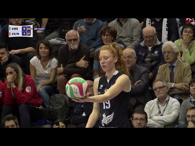 Highlights Reale Mutua Fenera Chieri '76 vs Bosca S.Bernardo Cuneo