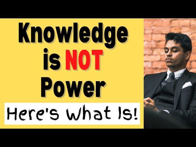 Is Knowledge Power? Breaking down intelligence vs wisdom