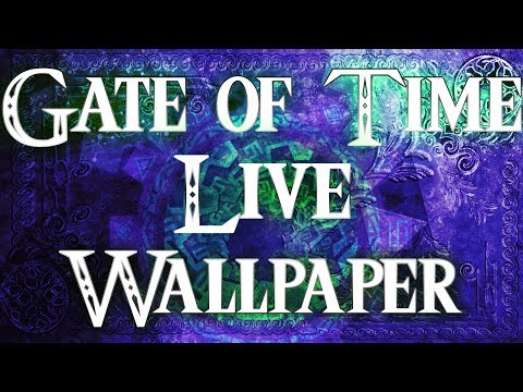 Gate Of Time Live Wallpaper Apps On Google Play