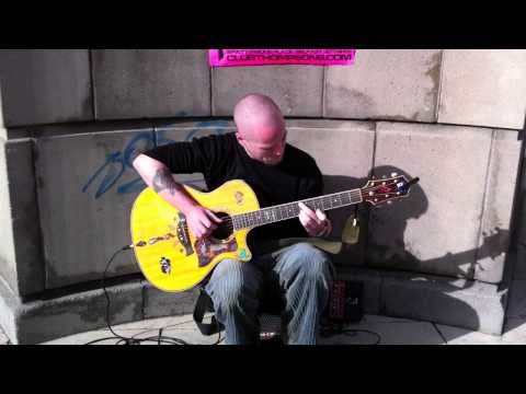 Stephen Busking - Memories of Someone we'll never Know (Clint Mansell Cover)