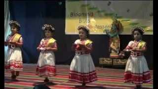 Ganesha vandana -ek dantaya vakratundaya- by Blooming Buds Montessory palakkad Kids