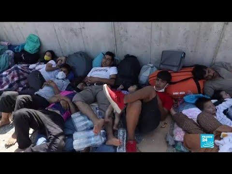 Lesbos migrant camp: Greece races to shelter migrants after back-to-back fires