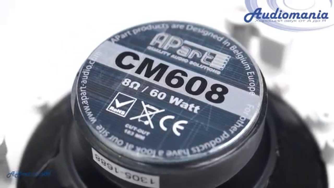 APart CM608 Black
