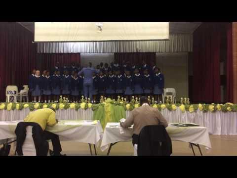 Siyajabula High School choir