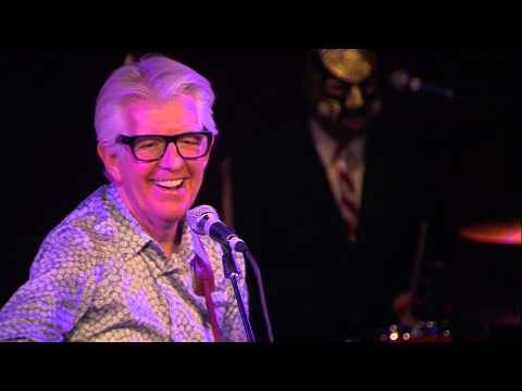 Nick Lowe and Los Straitjackets  Half A Boy and Half A Man