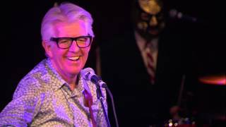"Nick Lowe and Los Straitjackets - ""Half A Boy and Half A Man"""