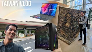 My Taiwan Experience Ft. Unreleased Asus Laptops