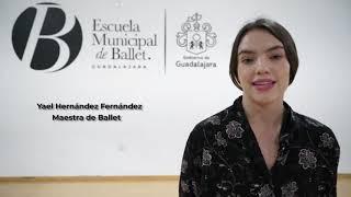 Inauguración tercera Escuela de Ballet en Guadalajara