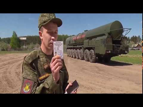 Russian Tests Shoot 2 Intercontinental Yars Ballistic Missiles in 10 Days