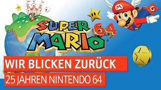25 Jahren Nintendo 64 - Wİr blicken zurück   HISTORY