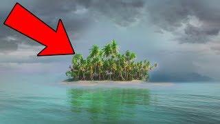地球上とは思えない謎めいた島8