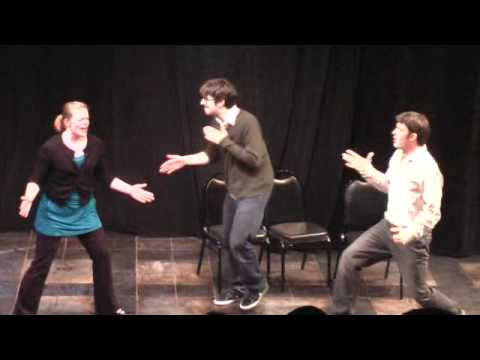 """Baby Wants Candy The Improvised Musical """"Wow The Musical""""- Candy Shop Sugar Dance"""