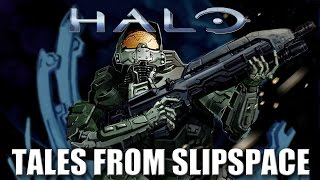 Halo: Tales from Slipspace - Review