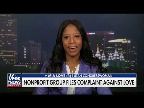 'I Take Away Their Narrative': Mia Love Says Pelosi, Top Dems 'Afraid' of Minorities Joining GOP