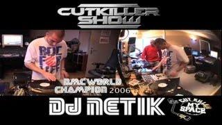 Cut Killer Show - DJ Netik