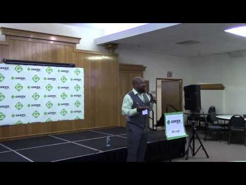 Green Party Keynote Speech with James Lane