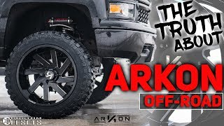THE TRUTH ABOUT ARKON OFF-ROAD