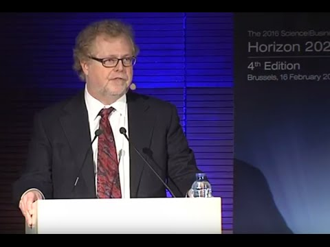 Nathan Myhrvold talks about disruptive innovation in Europe [The Science|Business Lecture]