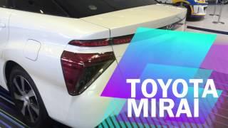 TOYOTA MIRAI ( トヨタ ミライ ) 水素 で 走る 未来 の 車 ! エクステ...