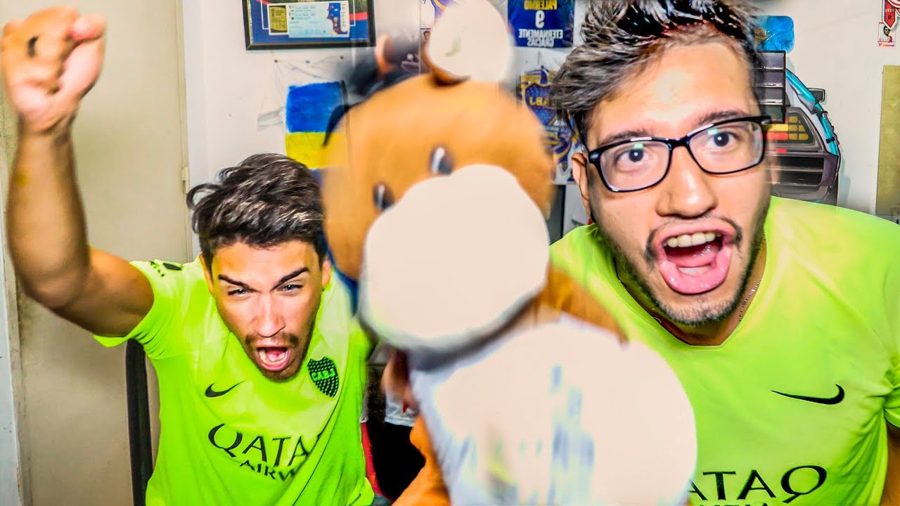 BOCA vs LANUS   Torneo Argentino 2019   Reacciones de Amigos