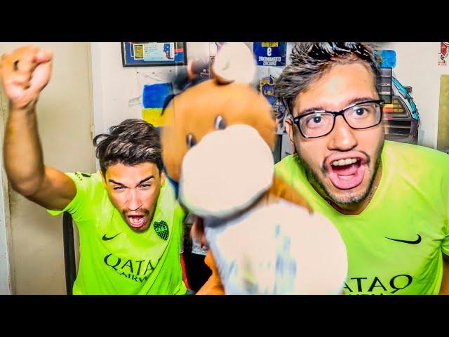 BOCA vs LANUS | Torneo Argentino 2019 | Reacciones de Amigos
